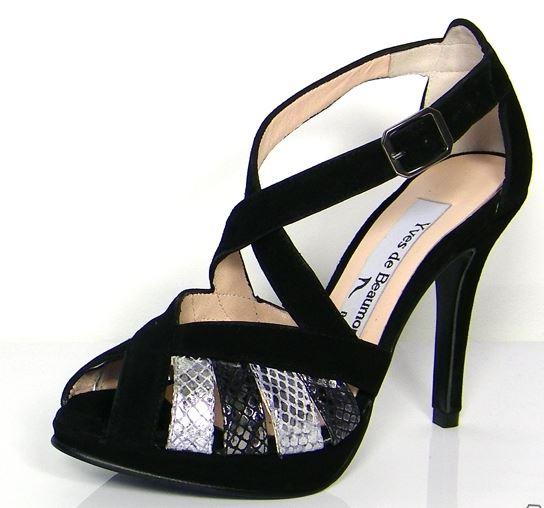 chaussures pour femme Escarpins  noirs en petite pointure
