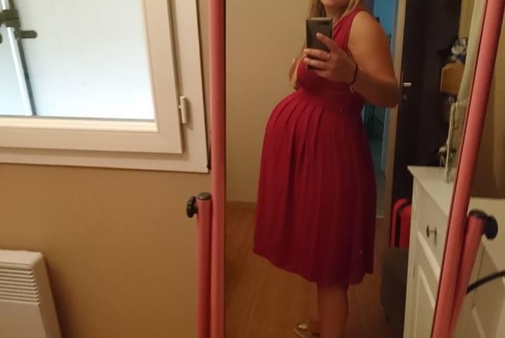 robe grossesse enviedefraise