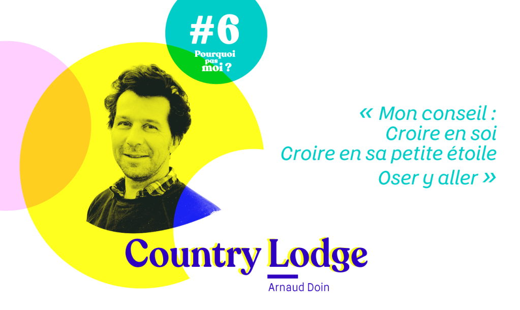 Arnaud Doin Country Lodge podcast