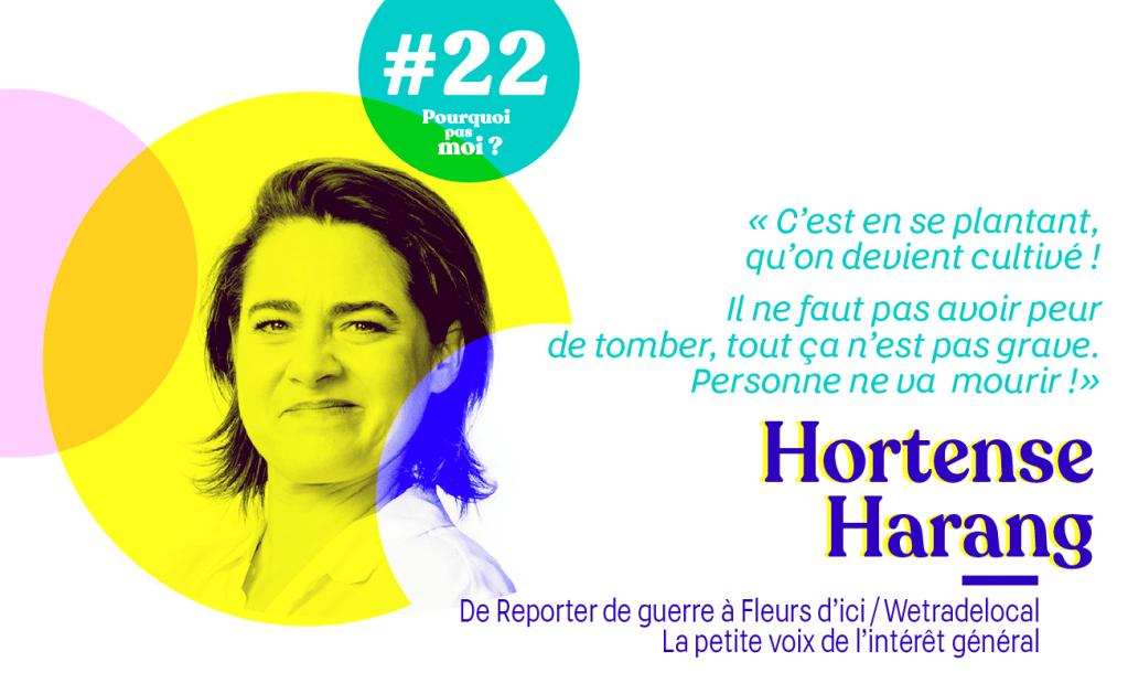 Hortense Harang podcast