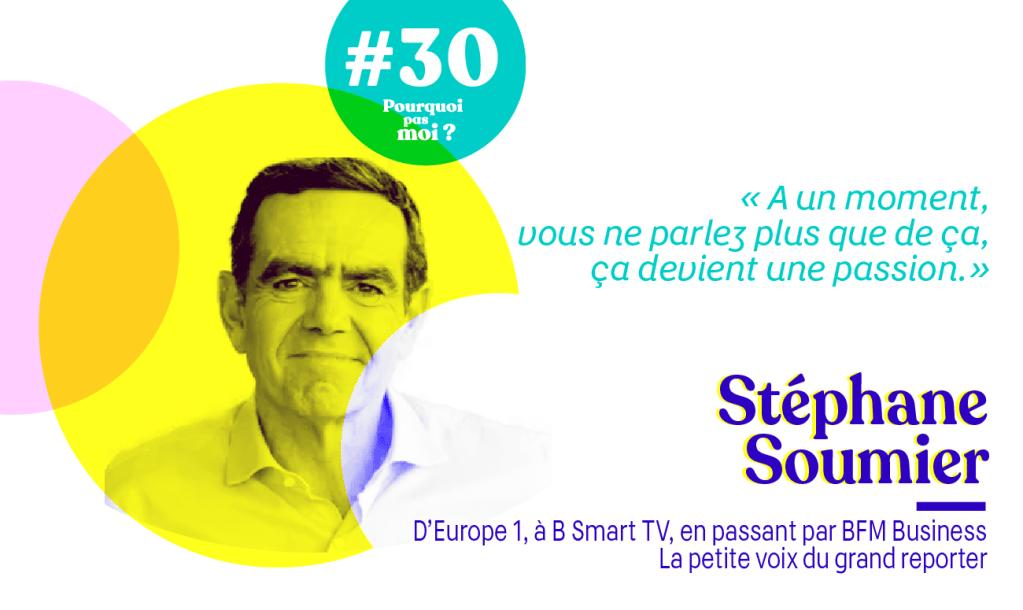 Stéphane Soumier podcast