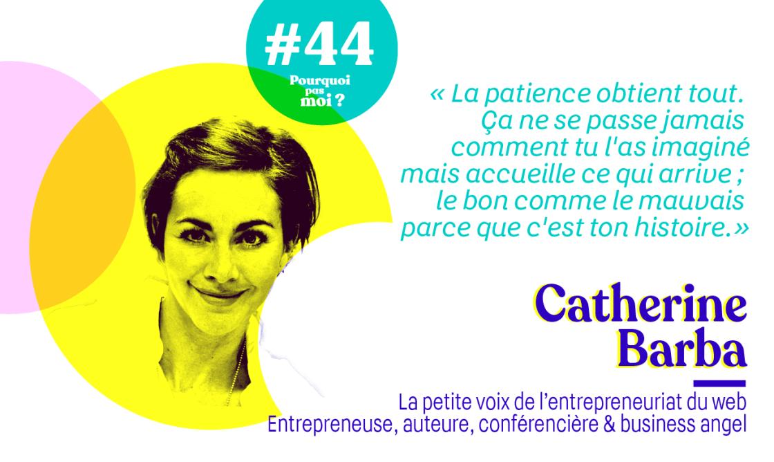 Catherine Barba podcast