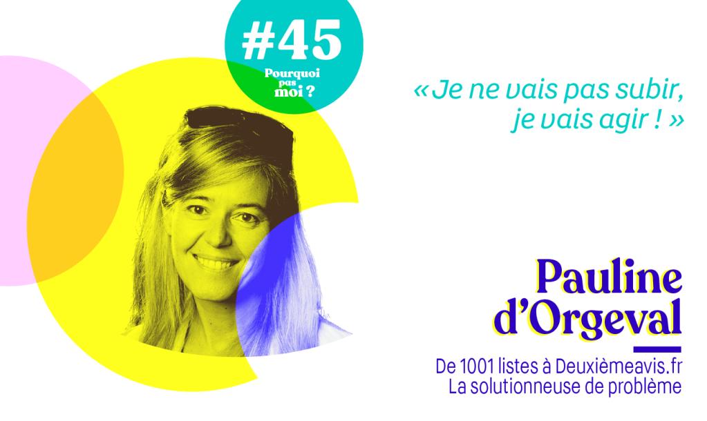 Pauline d'Orgeval podcast