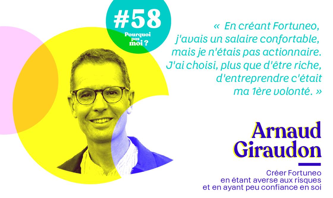 Arnaud Giraudon podcast