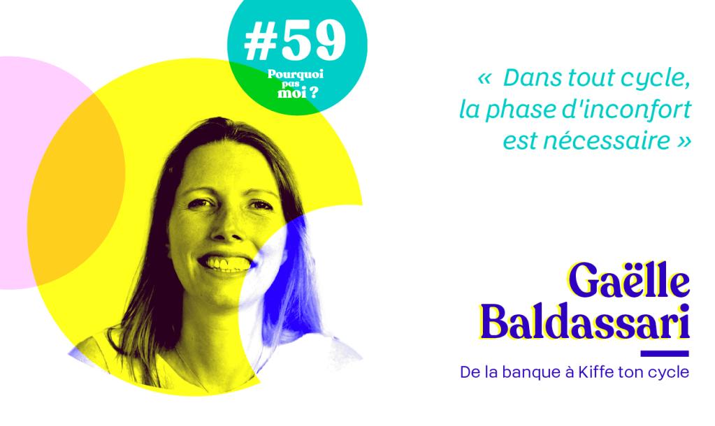 Gaelle Baldassari podcast