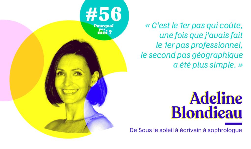 Adeline Blondieau podcast