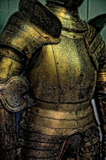 armure des cavaliers de l'Apocalypse