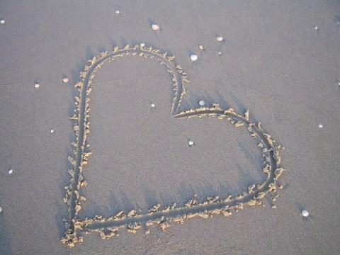 Le coeur, symbole de l'amour et du bonheur