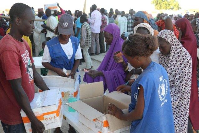 Le Nigéria, pays le plus peuplé d'Afrique, voit encore sa population croître. Pourtant, une partie de cette population qui est installé dans le Nord-Est souffre toujours de crise humanitaire.