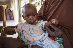 Famine en Nigeria, les enfants en première ligne
