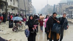 Alep-Est : Moscou annonce la fin de l'évacuation
