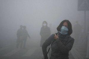 Chine : chaque jour, la pollution de l'air tue prématurément plus de 4.000 personnes