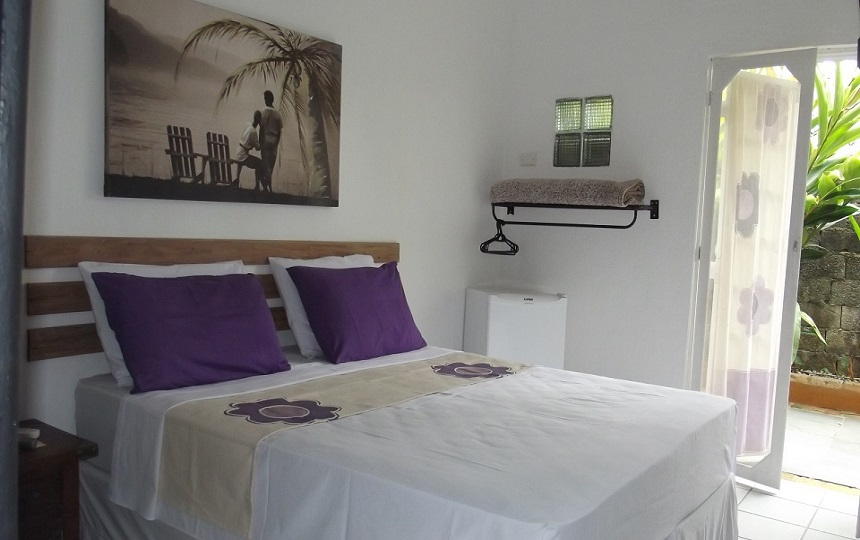 Suite Quadruplo Oca Poranga Pousada no Guaruja