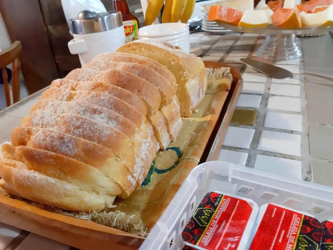 cafe da manha pão editavel