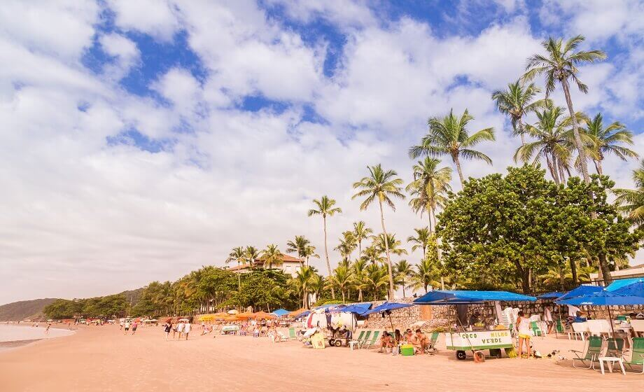 Praias do Guaruja - Praia do Pernambuco