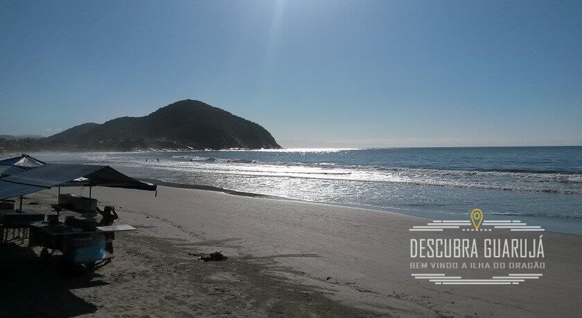 Praia de Pernambuco em Guaruja - Descubra o Guaruja .com.br