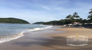 Praia de Pernambuco no Guaruja - Descubra o Guaruja .com.br