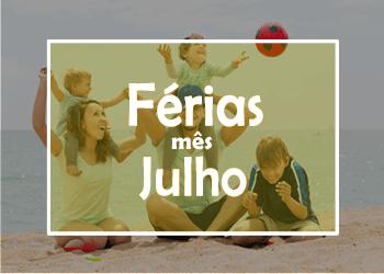 Ferias de Julho no Guarujá - Pousada Sorocotuba