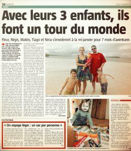 Article - La Meuse - 14 novembre 2013