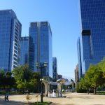 Nouveaux quartiers de Santiago