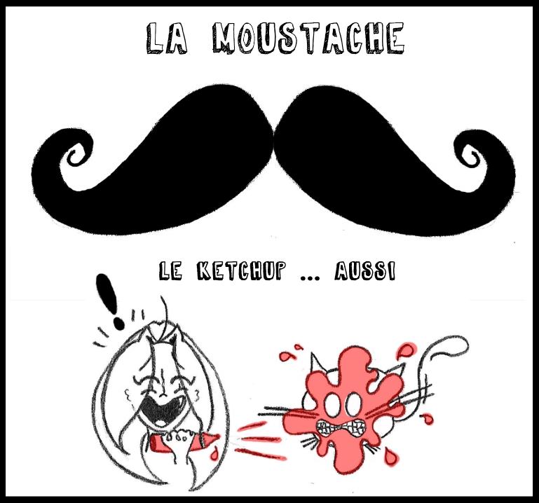 Jeu de mot 4 la moustache poussin chat - 4 images 1 mot poussin lapin ...