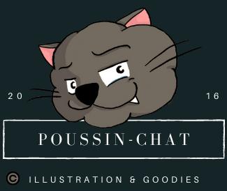 Poussin-chat