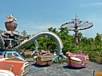 Vikings, Nara dreamland, Japon
