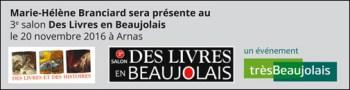 3logos salon des livres en beaujolais
