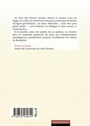 Marcel facteur de Françoise Rey Quatrième de couv