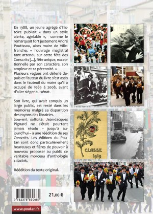 Les Conscrits de Villefranche en Beaujolais de Jean-Jacques Pignard - Quatrième
