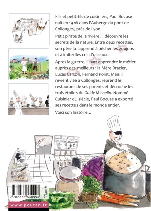 Paulo des bords de Saône - une histoire de Paul Bocuse Quatrième
