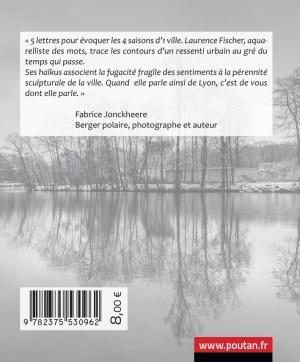 """Ainsi va la ville - Balade en haïkus à Lyon"""" de Laurence Fischer - Quatrième"""