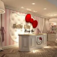 HELLO KITTY'S FIRST BEAUTY SPA