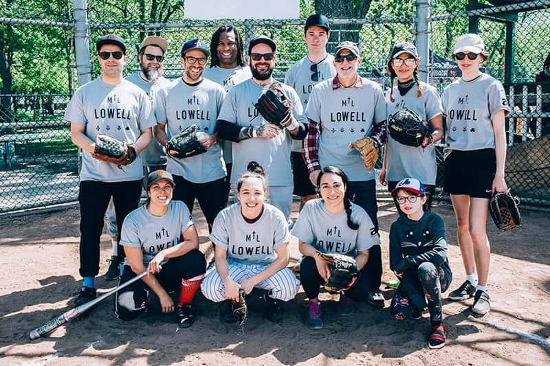 Baron Grand Slam - Team Lowell