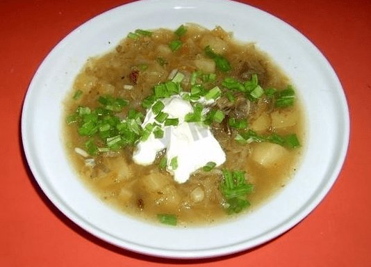 Грибной суп рецепт из замороженных подберезовиков. Суп из свежих подберезовиков