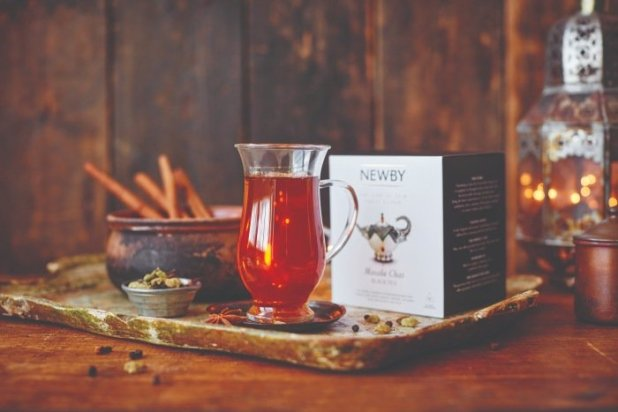 купить чай Ньюби в Кафесервис