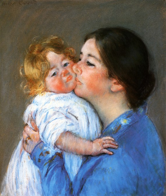 a-kiss-for-baby-anne