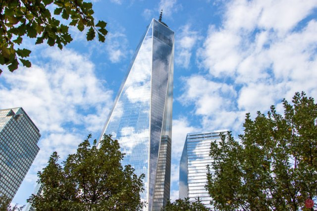 pictures of New York One World Trade Center