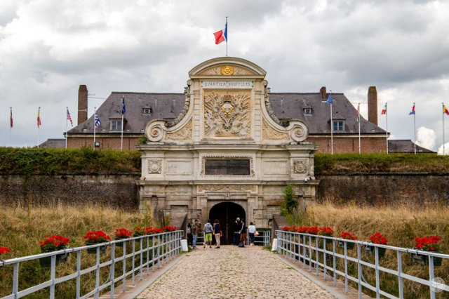 Weekend in Lille Citadelle