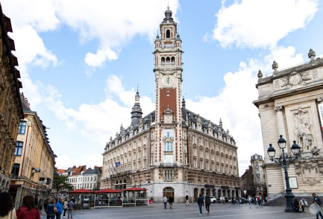 Weekend in Lille