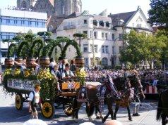 Deschiderea Oktoberfest 2011, foto: povesti sasesti