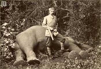 U cijeloj 1913. navodno je ubio sam više od 5000 jelena