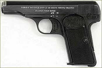Oružje kojim je izvršen atentat