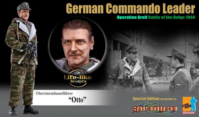 Na internetu se može naći i akcijska figura s njegovim likom