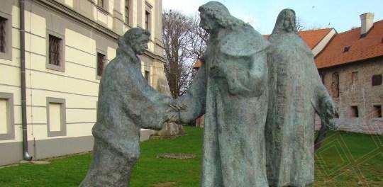 Spomenik Oproštaj Zrinskog i Frankopana od Katarine (Stari grad u Čakovcu)