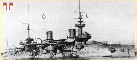 Francuski ratni brod – Bouvet