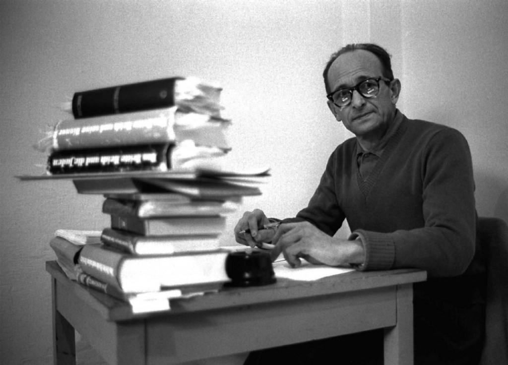 Eichmann u zatvoru