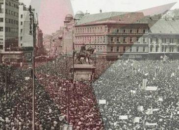 Oslobođeni Zagreb