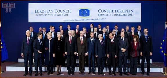 Europsko vijeće (Bruxelles, 9.12.2011.)