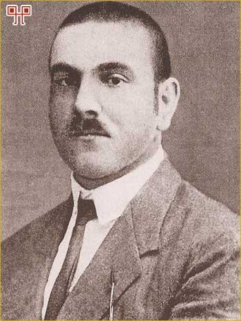 Pavelić 1927. godine